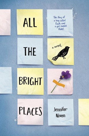 books becoming movies in 2019 - All the Bright Places