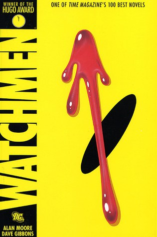 books becoming movies in 2019 - The Watchmen