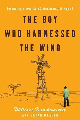 books becoming movies in 2019 - The Boy Who Harnessed the Wind