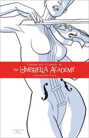 books becoming movies in 2019 - The Umbrella Academy