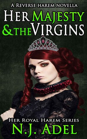 Cover for Her Majesty and the Virgins