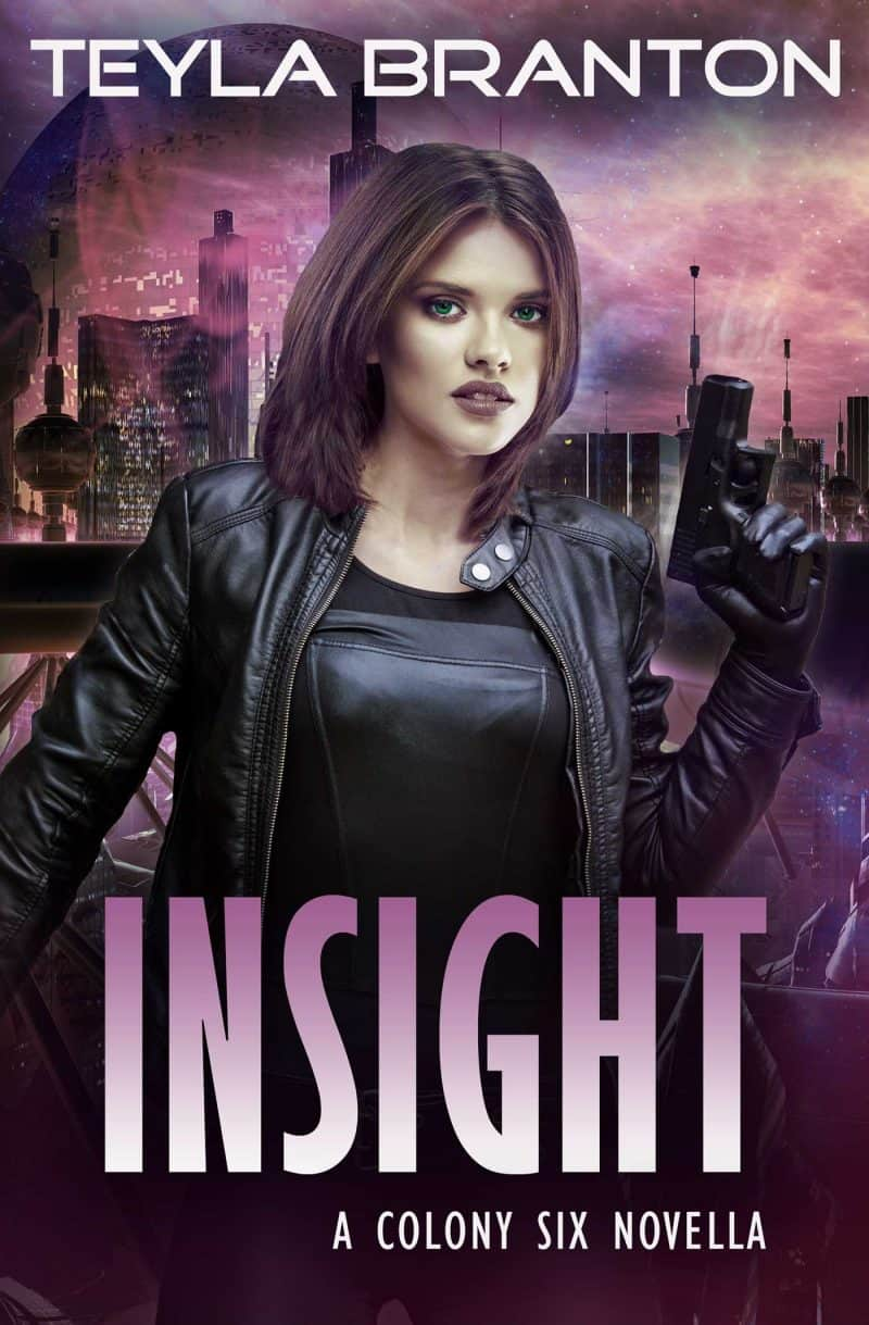 Cover for Insight: A Post-Apocalyptic Dystopian Sci-Fi Novella