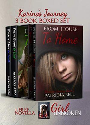 Cover for Karina's Journey Boxed Set