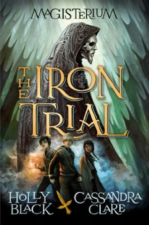 Cover for The Iron Trial