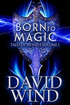 Cover for Born To Magic