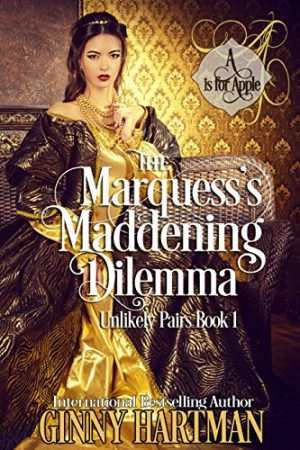 Cover for The Marquess's Maddening Dilemma