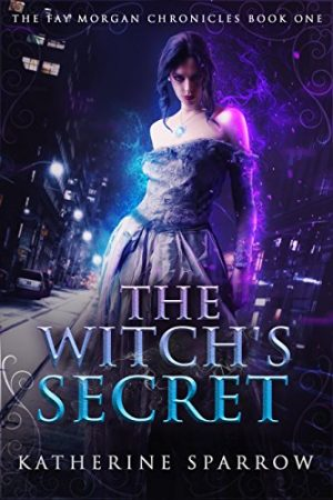 Cover for The Witch's Secret