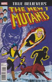 books becoming movies in 2019 - The New Mutants
