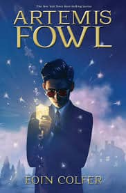 books becoming movies in 2019 - Artemis Fowl