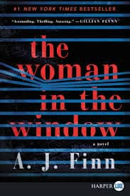 books becoming movies in 2019 - The Woman in the Window