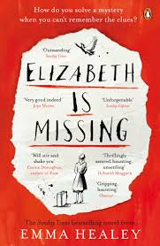 books becoming movies in 2019 - Elizabeth Is Missing