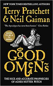 books becoming movies in 2019 - Good Omens