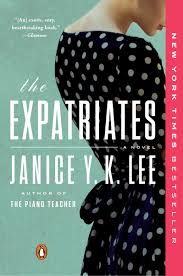 books becoming movies in 2019 - The Expatriates