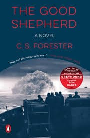 books becoming movies in 2019 - The Good Shepherd