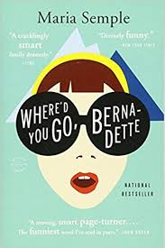 books becoming movies in 2019 - Where'd You Go, Bernadette