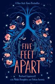 books becoming movies in 2019 - Five Feet Apart
