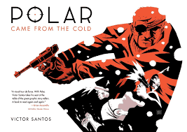 books becoming movies in 2019 - Polar: Came from the Cold