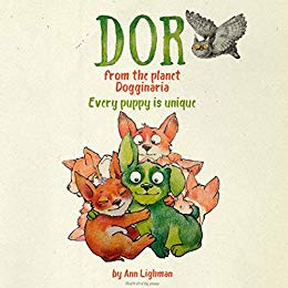 Cover for Dor from the Planet Dogginaria