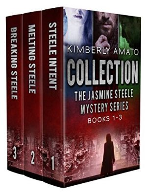 Cover for Jasmine Steele Mystery Series Collection Books 1-3