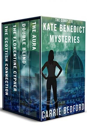 Cover for The Complete Kate Benedict Cozy British Mysteries