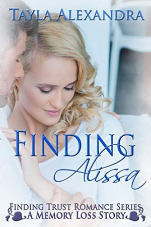 Cover for Finding Alissa