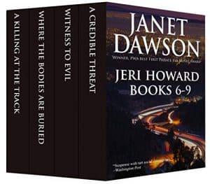 Cover for The Jeri Howard Anthology: Books 6-9