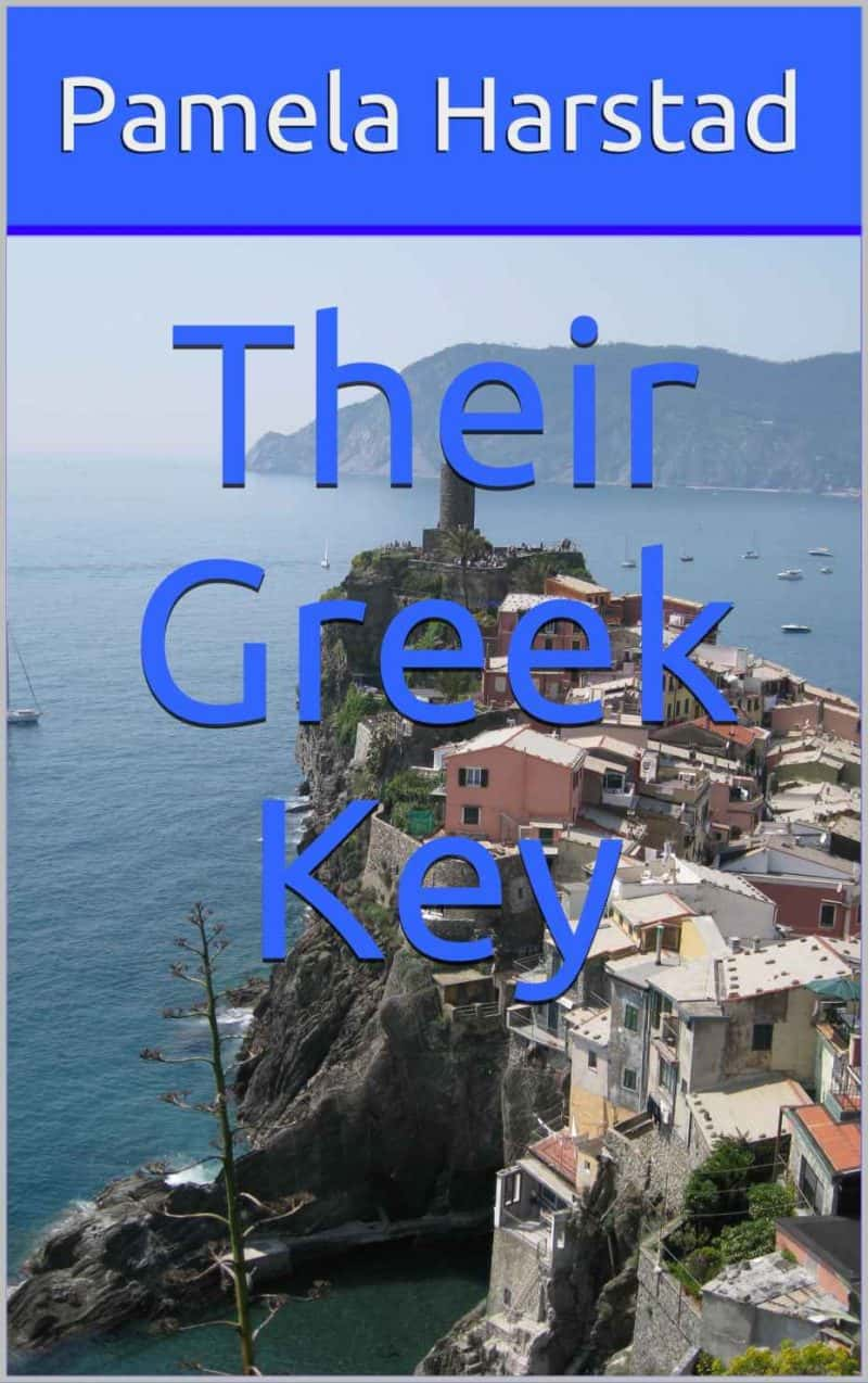 Cover for Their Greek Key
