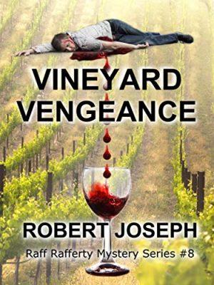 Cover for Vineyard Vengeance