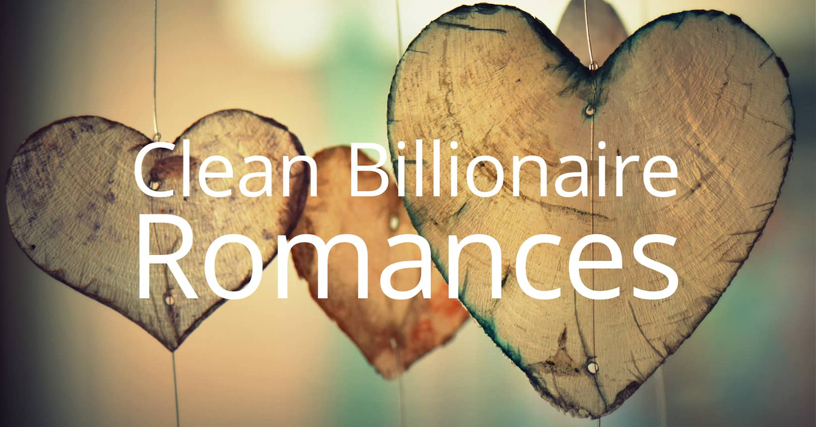 clean billionaire romances