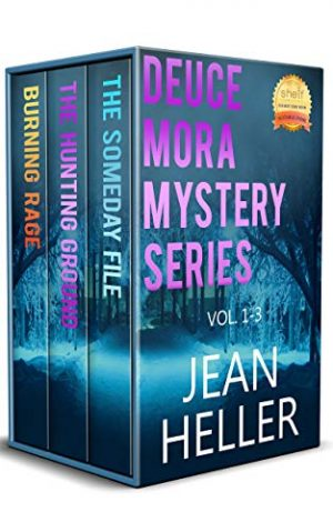 Cover for Deuce Mora Mystery Series Vol. 1-3