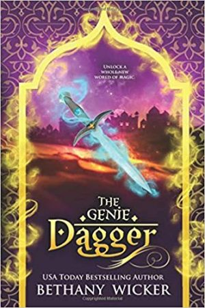 Cover for The Genie Dagger