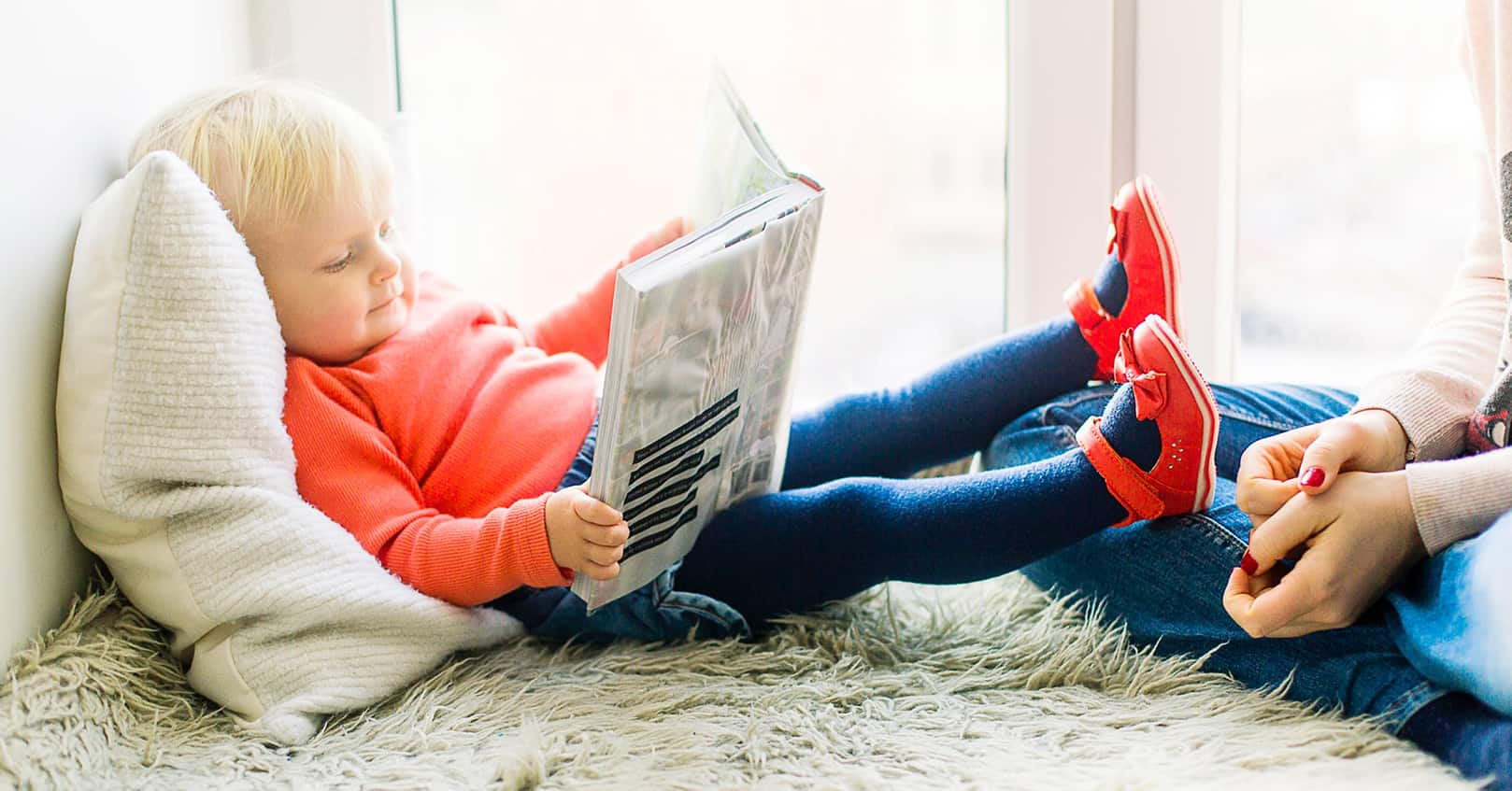 Tips for Parents to Involve Their Kids in Reading