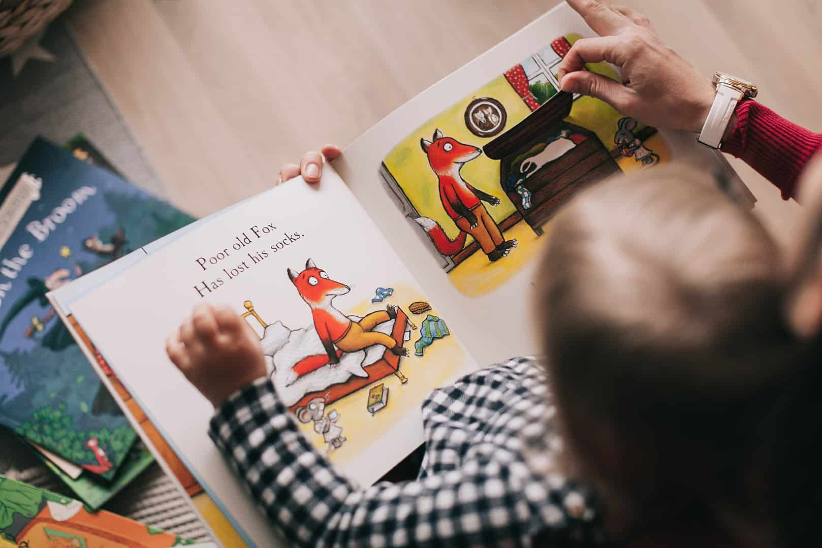 read at an early age