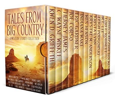 Cover for Tales from Big Country: A Western Stories Collection