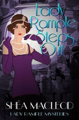 Cover for Lady Rample Steps Out
