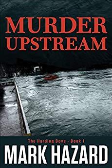 Cover for Murder Upstream