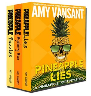 Cover for Pineapple Pack: Pineapple Port Mystery Series
