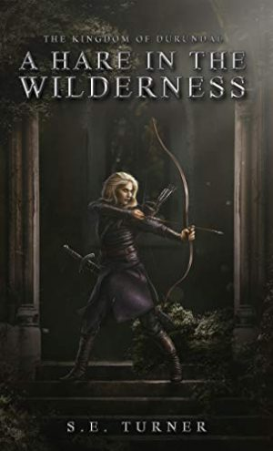 Cover for A Hare in the Wilderness