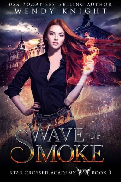 Cover for Wave of Smoke