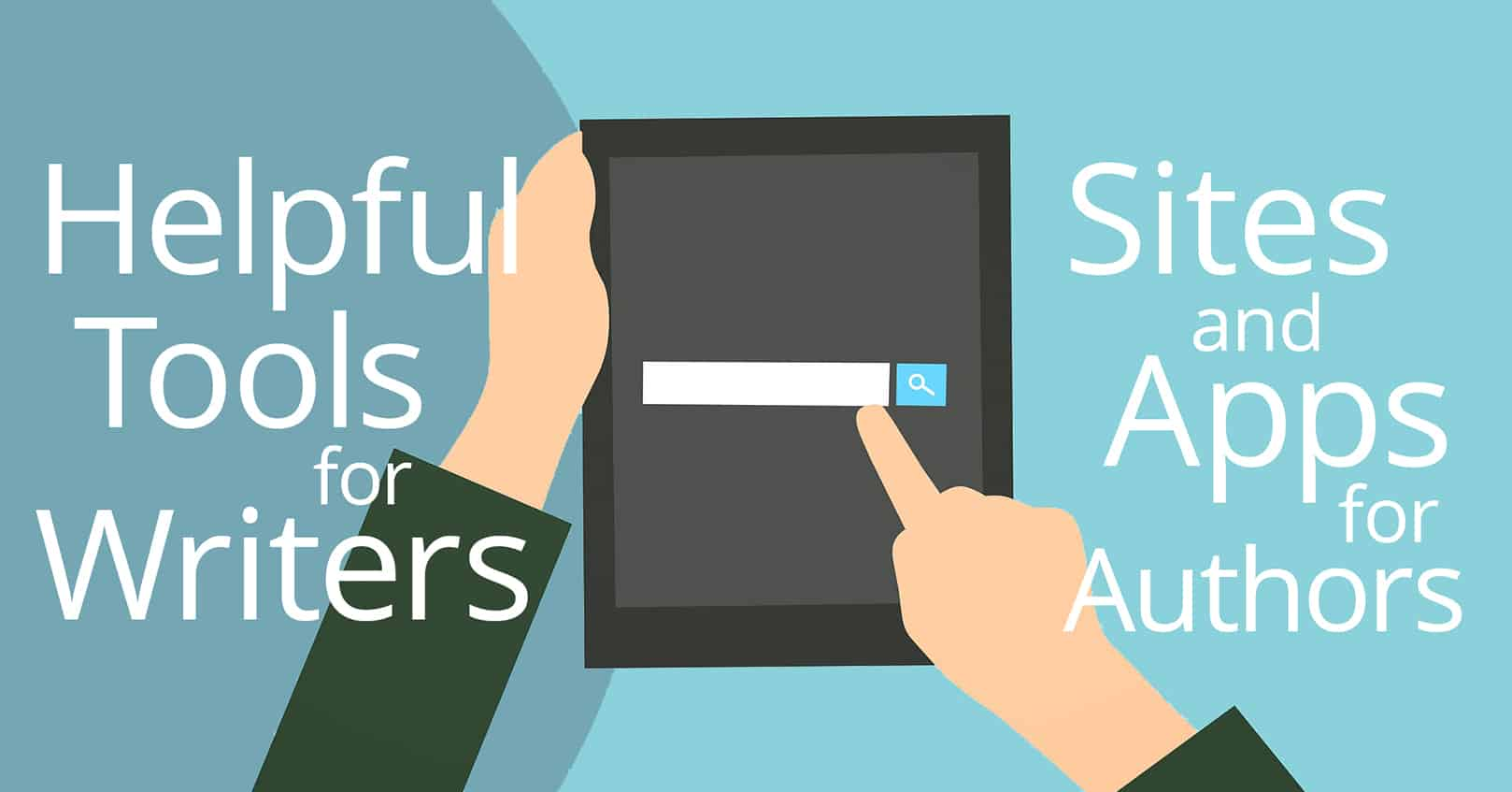 helpful tools for authors: sites and apps for authors