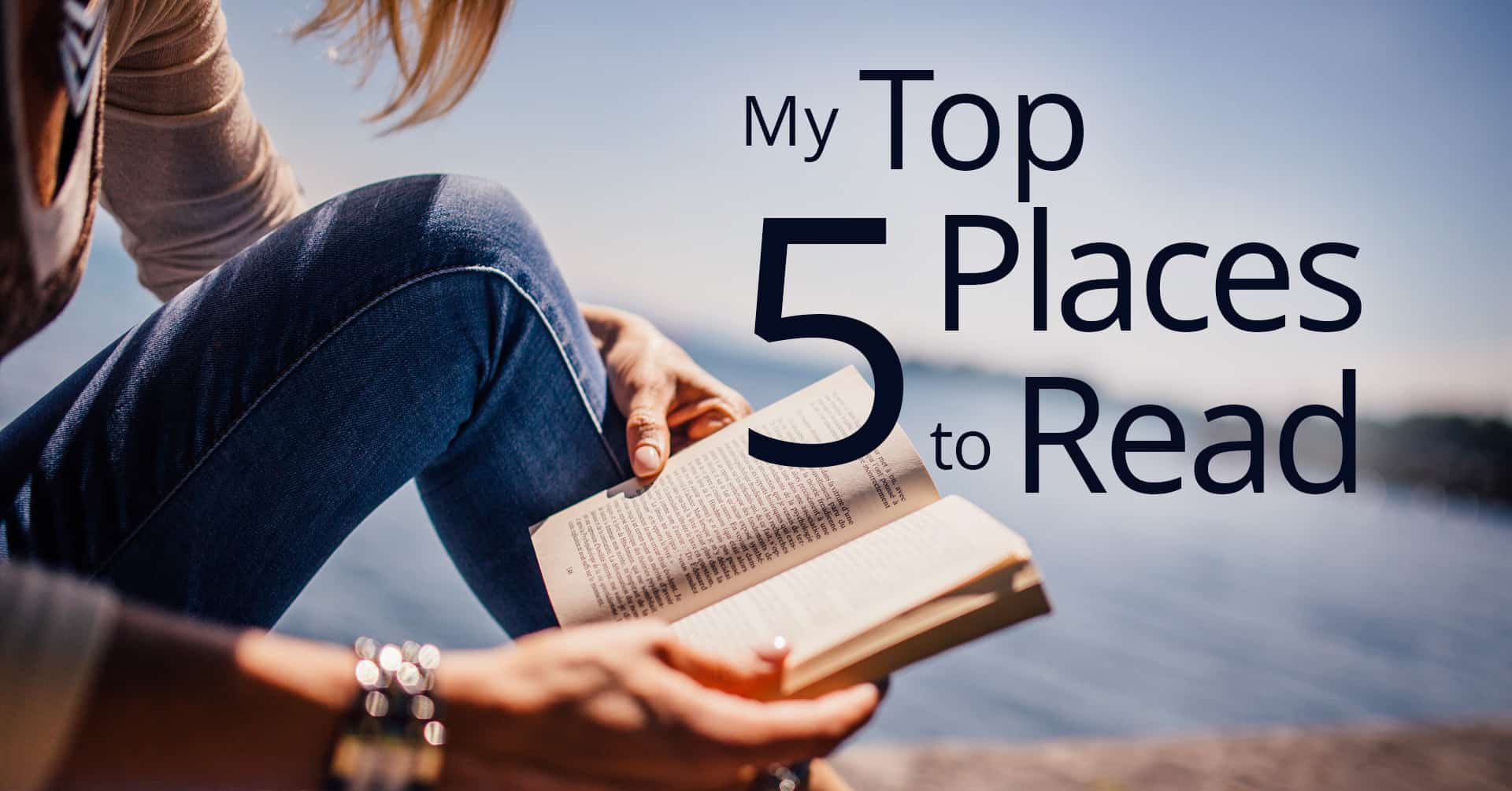 top places to read