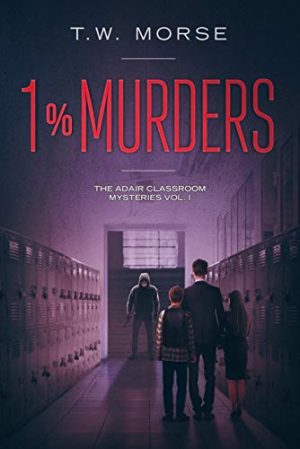 Cover for 1% Murders
