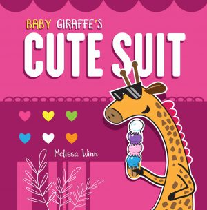 Cover for Baby Giraffe's Cute Suit