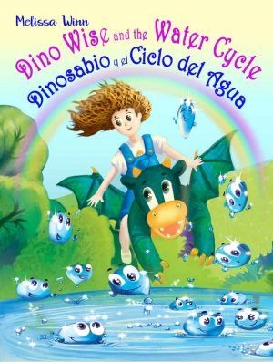 Cover for Dino Wise and the Water Cycle