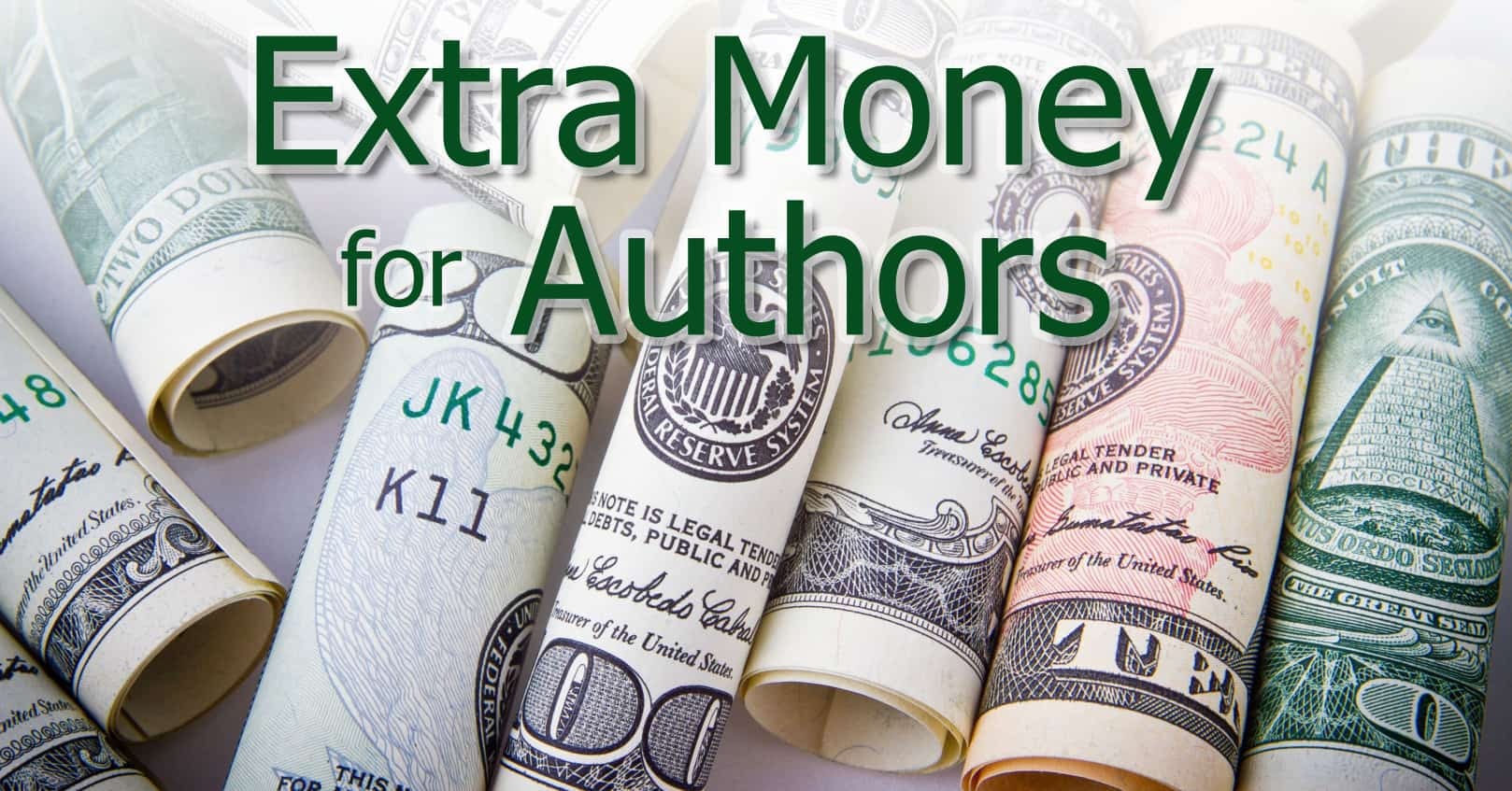 Extra Money for Authors: Designing and Offering Book Products to Readers