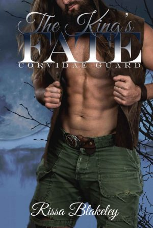 Cover for The King's Fate