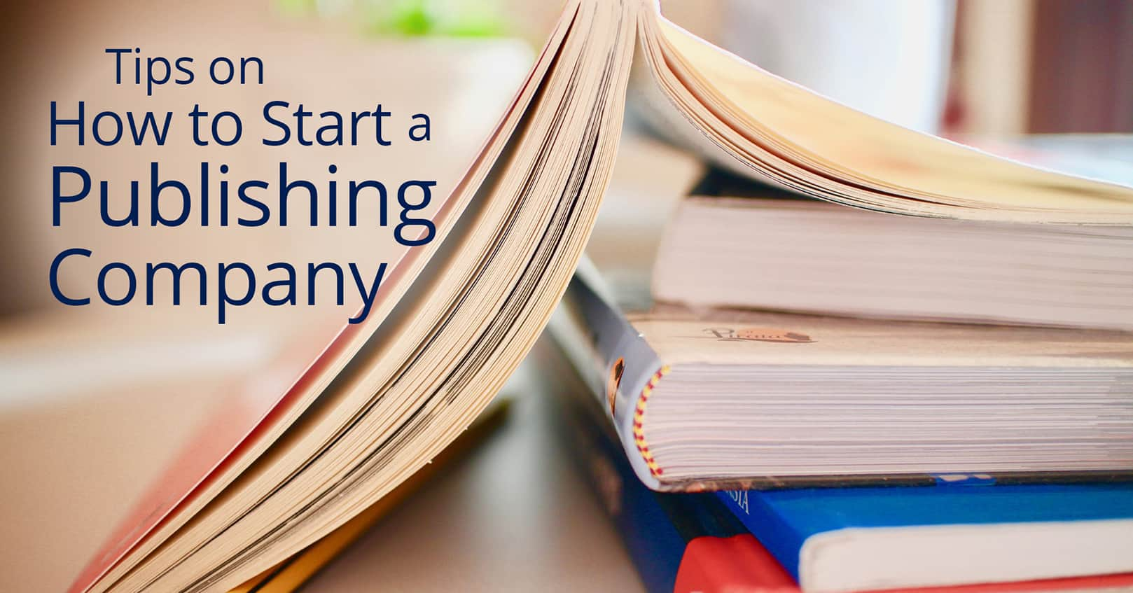how to start a publishing company