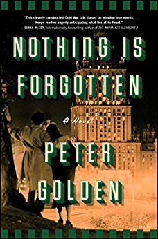Cover for Nothing is Forgotten