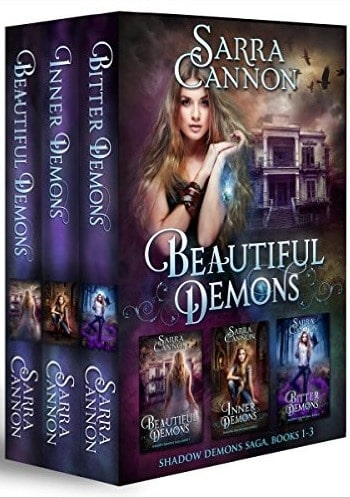 Cover for Beautiful Demons Boxed Set