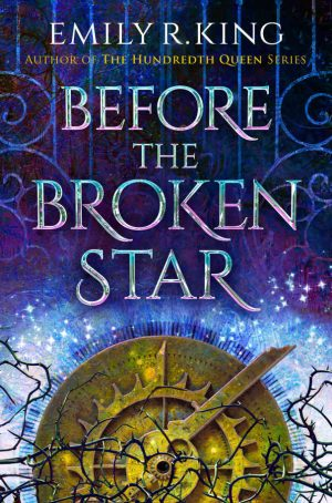 Cover for Before the Broken Star